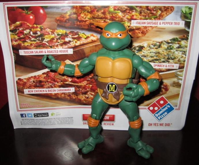 ¿Cual es tu personaje favorito de Teenage Mutant Ninja Turtles?