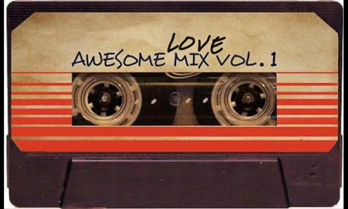 The awesome LOVE mix vol. 1 (aunque esto no cabría en un solo cassette)