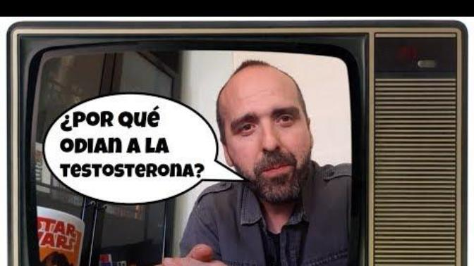 LA GUERRA CONTRA LA TESTOSTERONA EN OCCIDENTE 💰