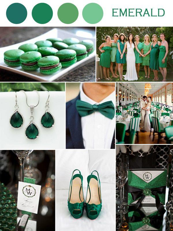 Colores y Tendencias del 2015 para Bodas