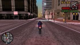 GTA liberty city paseando
